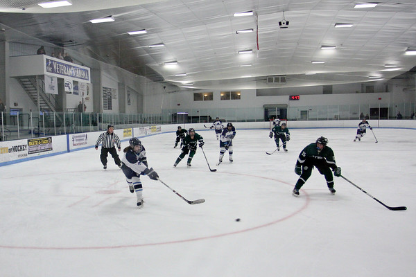 FHS Ice Hockey 2010-11